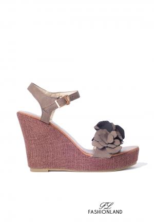 Дамски сандали - 1001 shoes