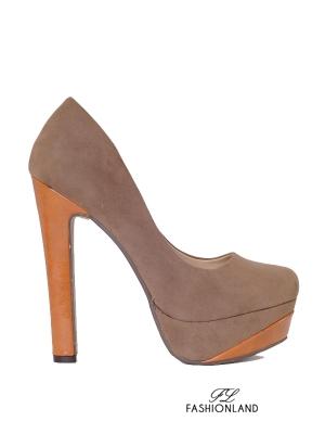 Дамски високи обувки IDEAL