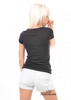 Дамска тениска- Angry Birds