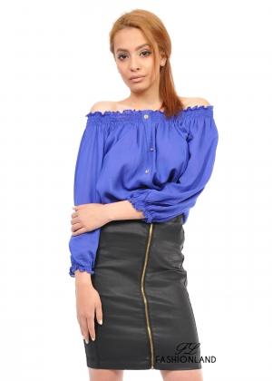 Дамска блуза дълъг ръкав - FL