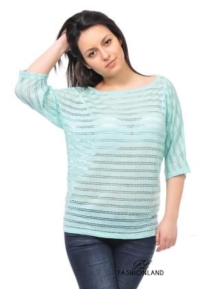 Дамска блуза 7/8 ръкав - Collezione
