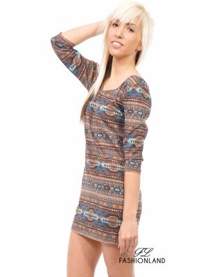 Дамска рокля TERRANOVA