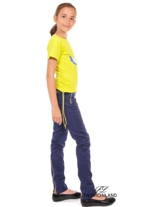 Детски панталон - клин