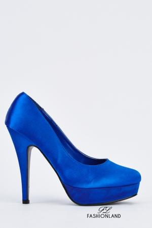 Дамски високи обувки