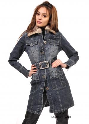 Дамско яке Top Jeans
