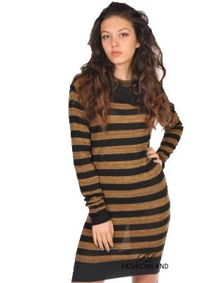 Дамска рокля Amber