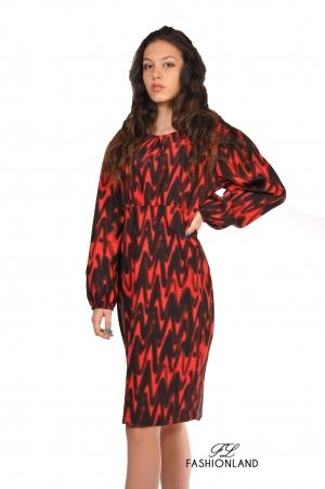 Дамска рокля Fire