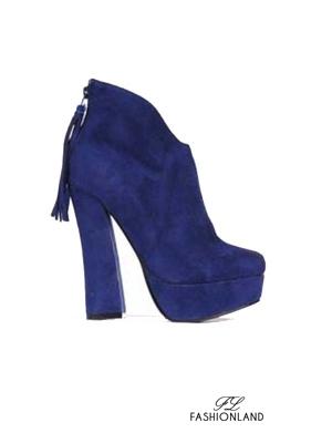 Дамски обувки на платформа - Melika