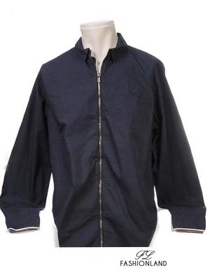 Мъжка риза с цип
